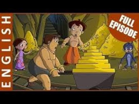 Gold | The Curse of Bhrambhatt - Chhota Bheem Full Episode in Hindi