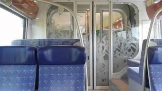 Trajet à bord de la Bombardier B82500 n°82611/12 du réseau TER Bretagne SNCF