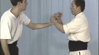 Выверты руки с дожимом кисти (с ч31 по ч39) Tai-Chi Ch'uan armlock уроки #тай_чи #Болевые приемы
