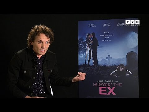 Burying The Ex By Joe Dante - The Zom-com With Ashley Greene, Alexandra Daddario And Anton Yelchin