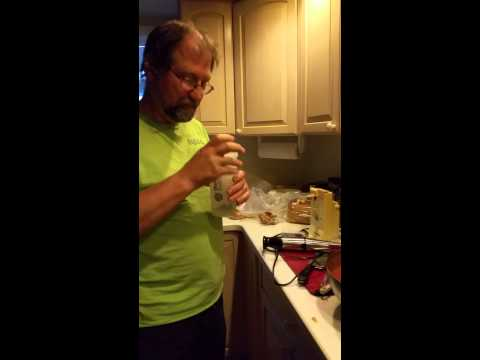 Trying to get John's salsa recipe!!