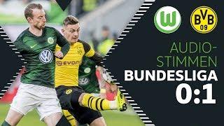 """""""Glück hat gefehlt""""   Audio-Stimmen von Casteels, Weghorst uvm.   VfL Wolfsburg"""