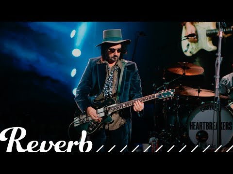 Mike Campbell's 40th Anniversary Duesenberg Guitars for Tazzy Animal Rescue Fund | Reverb Interview