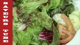 How To Make French Salad Dressing With Tv Chef Julien Picamil From Saveurs Bakers Dartmouth Uk.