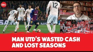 Man United's been a mess for 6 years and that might not change | Andy Mitten, Barca fallout