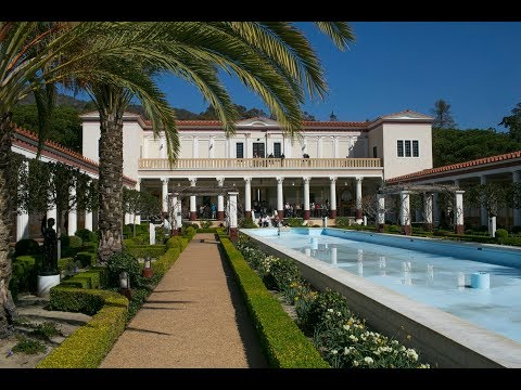 Best LA Museums - Getty Center + LACMA + Getty Villa - Southern California Adventure Part 5