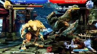 Grand Final Killer Instinct Gamerbyte.cl - LD Kay vs EG|Justin Wong