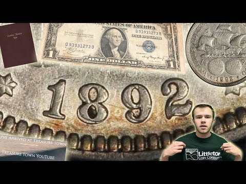 RARE ERROR DISCOVERIES?! Unboxing, College, Type Set, Website & MORE!!! Coin Vlog #3