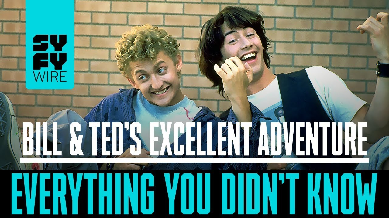 Bill & Ted\'s Excellent Adventure: Everything You Didn\'t Know | SYFY ...