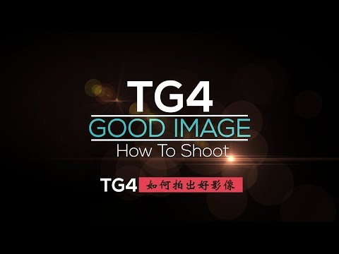 Tg4 如何拍出水中好影像 how to shoot good underwater image