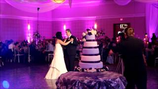 Indian Wedding DJ and Event Lighting - Jay Weds Sarah - Same Day Edit - Diamond Center