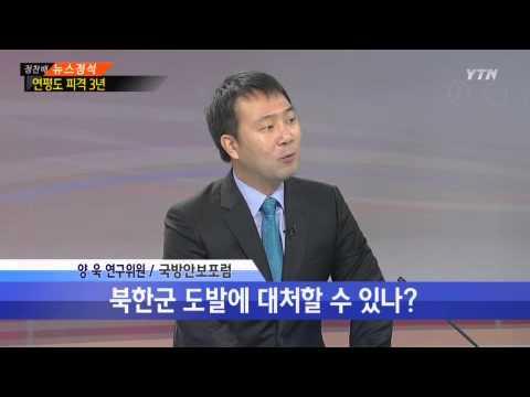 연평도 피격 3년...서해 군 전력은? [양욱, 국방안보포럼 연구위원] / YTN
