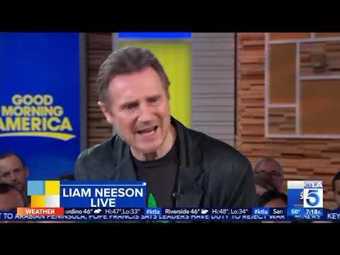 Liam Neeson Addresses his Shocking Racist Remarks Mp3