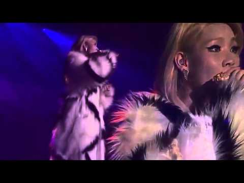 2014 2NE1 WORLD TOUR LIVE CD 'ALL OR NOTHING' in Seoul   COME BACK HOME UNPLUGGED VERSION
