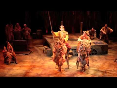 Man of La Mancha at Pioneer Theatre Company