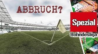 Bundesliga abgesagt! Wie geht es weiter im Fußball? | Saison 2019/2020 Bohndesliga