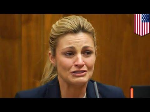 Erin Andrews recibirá US$55 millones por culpa de video intimo grabado en un hotel