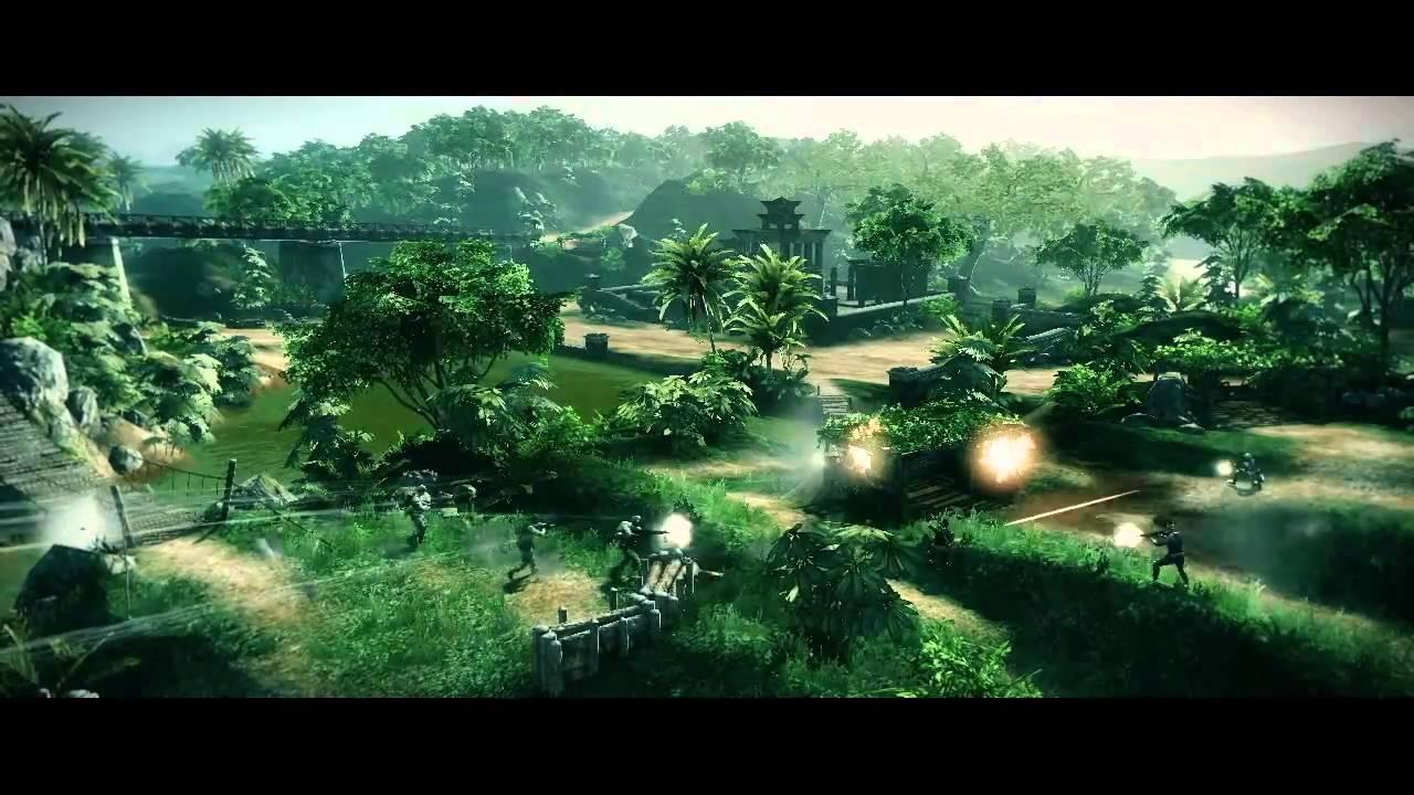 Battlefield 2 bad company game trailer casino near bellingham washington