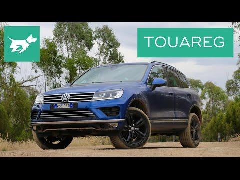 2017 Volkswagen Touareg V6 TDI Review: Wolfsburg Edition