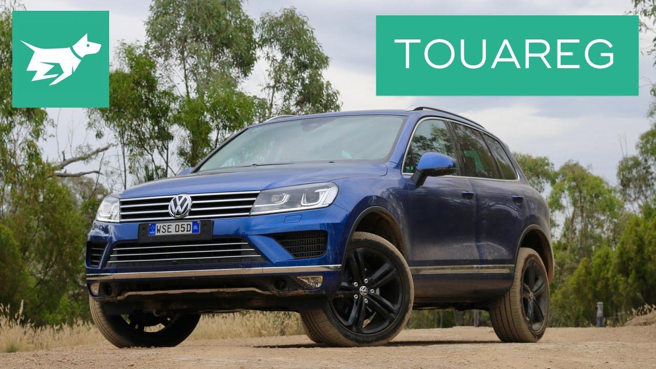 2017 Volkswagen Touareg V6 Tdi Review Wolfsburg Edition