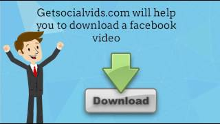 Getsocialvids.com: Easily Download Facebook & Instagram Videos Online