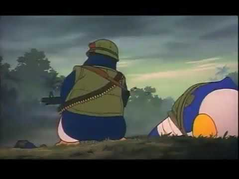 Club Penguin In The Vietnam War (1955-1975 Colorized)