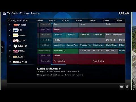 DvbLink TV Server PercData EPG Loader, Part 4