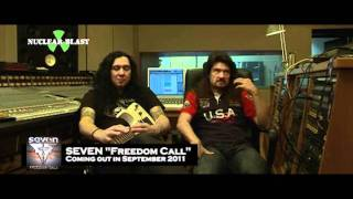 Official behind the scenes with SEVEN - 'Freedom Call' Subscribe to...