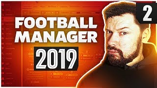 THE MONTPELLIER PROJECT! - FOOTBALL MANAGER 2019 #2