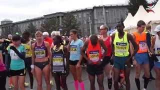 XXV Сибирский международный марафон Как это было Life Video 21 09 14
