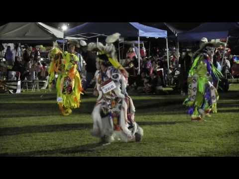 MASWADE Jr Men's Grass Dance 2017 Mesa Community College