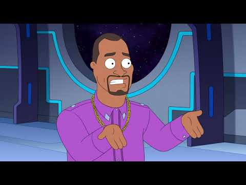 American Dad – Lost In Space (clip3)