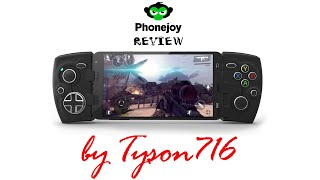 Phonejoy Android Gamepad Review with Galaxy Note 4