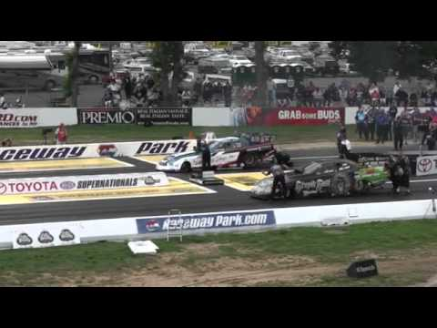 NHRA Top Fuel Funny Car-Raceway Park Englishtown NJ