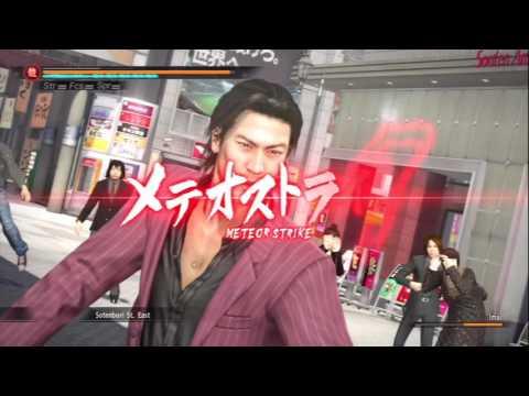 Let's Stream : Yakuza 5 - Act 3 - Haruka / Akiyama - Part 2 - Business in Osaka
