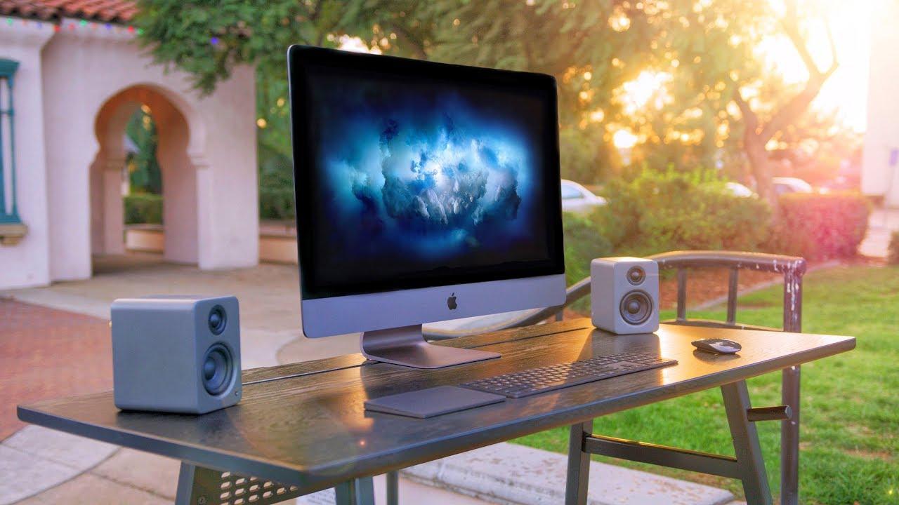 The Perfect iMac Pro Setup