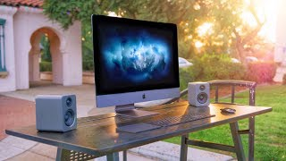 The Perfect iMac Pro Setup! Free HD Video