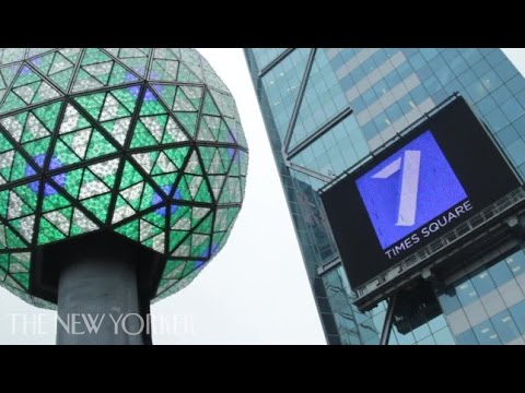 Inside the Home of the New Year's Eve Ball | The New Yorker