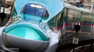 The Top Five Fastest Trains In the World