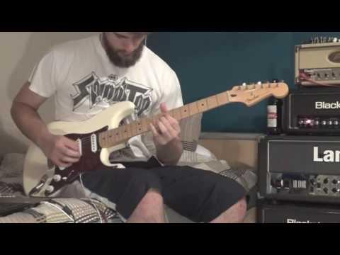 Holy Diver - Dio - Guitar Solo Cover