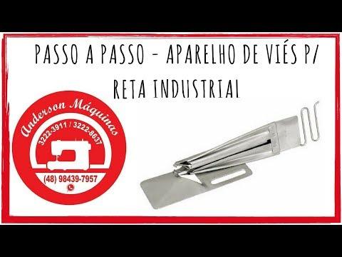 PASSO A PASSO - APARELHO DE VIES P/ RETA...