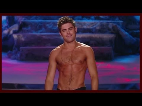 2014 MTV Movie Awards Highlights: Zac Efron Shirtless, Taylor Swift Cameo & Interviews