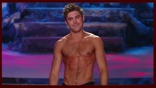 2014 MTV Movie Awards Highlights: Zac Efron Shirtless, Taylor Swift Cameo & Interviews