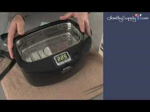 How to Use an Ultrasonic Jewelry Cleaner - Jewelry Making