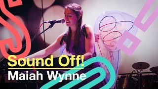 """Maiah Wynne's Show-Stopping Performance of """"Fearless Girl"""""""