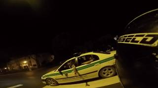 Yamaha Banshee 350 Pulled Over By Police StreetRace
