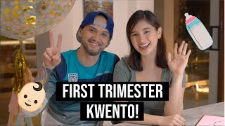 First Trimester Kwento! || Billy and Coleen