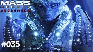 MASS EFFECT ANDROMEDA #035 - Kett-Berg-Basis - Let's Play Mass Effect Andromeda Deutsch / German