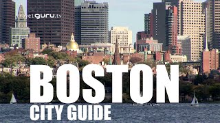 Boston City Guide – travelguru.tv