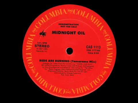 Midnight Oil A Beds Are Burning Tamarama Mix